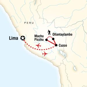 G Adventures Inca Discovery Plus