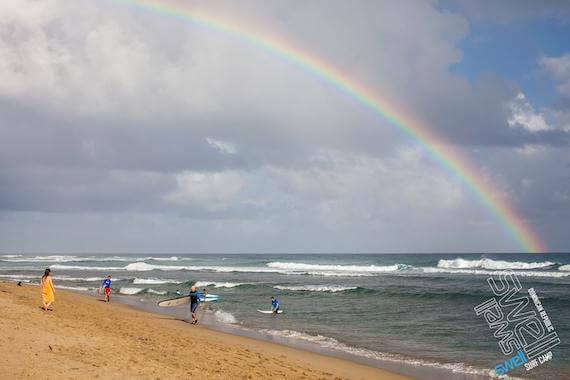 Swell Surf Camp Beach