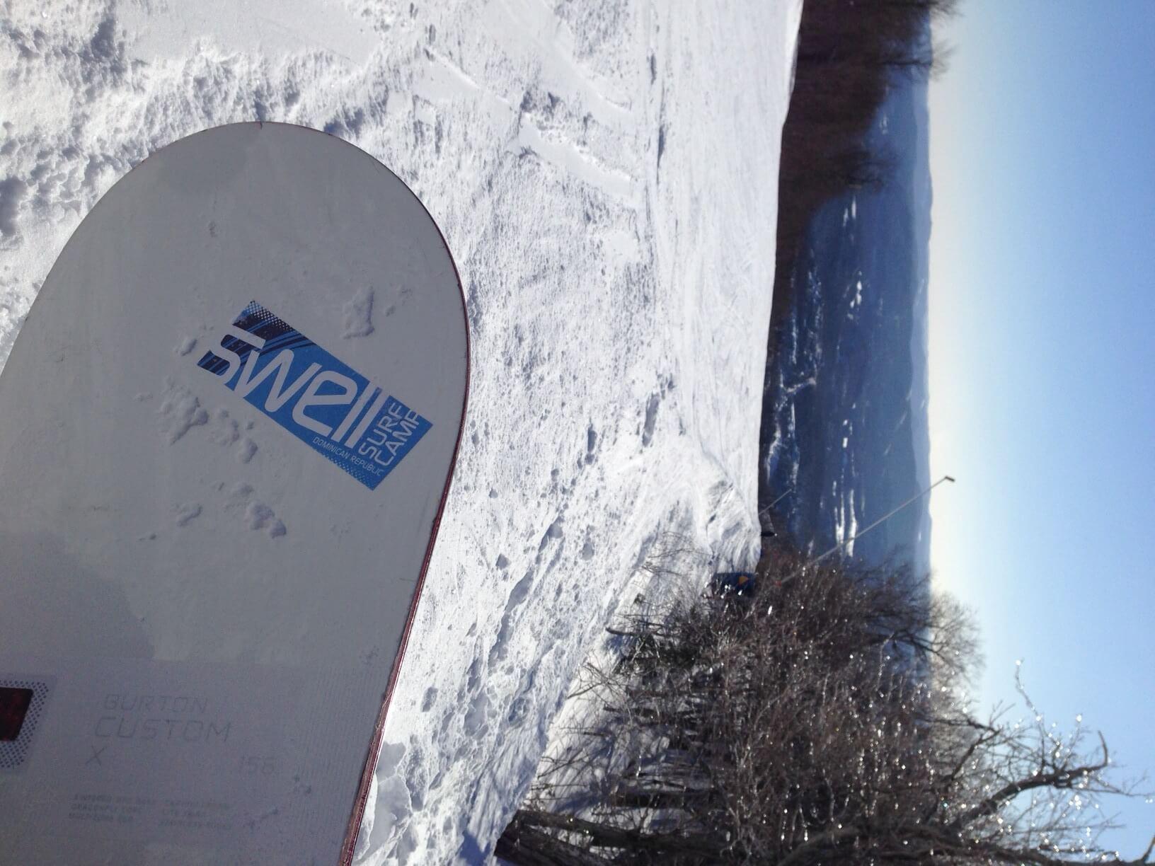 Mont Tremblant Ski Snowboard Quebec Canada
