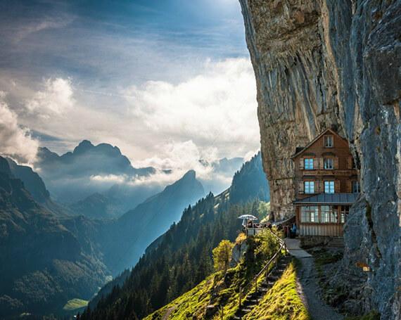 Aescher Switzerland