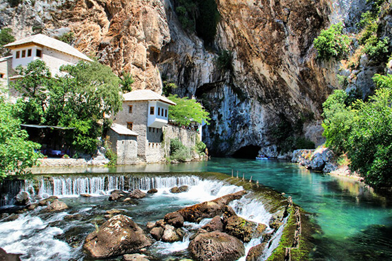 Blagaj, Bosnia and Herzegovin