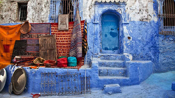 Chefchaouen Northwest Morocco Travel