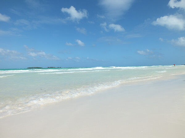 Beautiful Beach Cuba Melia Cayo Coco