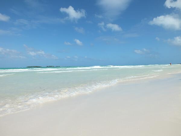 Beautiful Beach Cuba Melia Cayo Coco