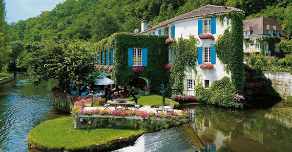 Hotel Moulin de Roc France