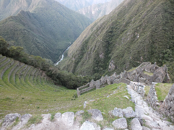 Inca Trail Machu Picchu G Adventures Review 10