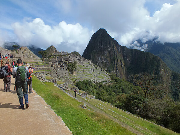 Inca Trail Machu Picchu G Adventures Review 13
