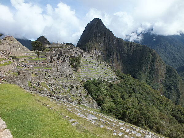 Inca Trail Machu Picchu G Adventures Review 14