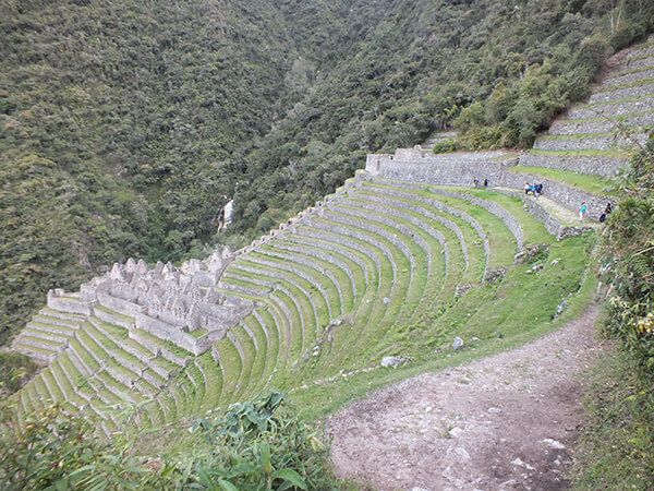 Inca Trail Machu Picchu G Adventures Review 9
