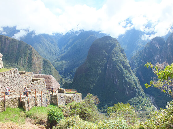 Inca Trail Wayna Picchu G Adventures Review