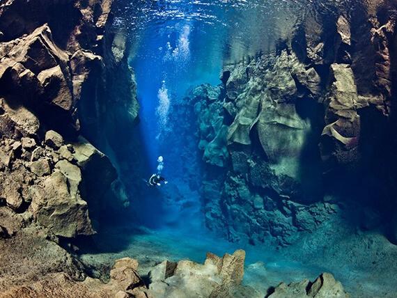 Pingvallavatn Lake Iceland