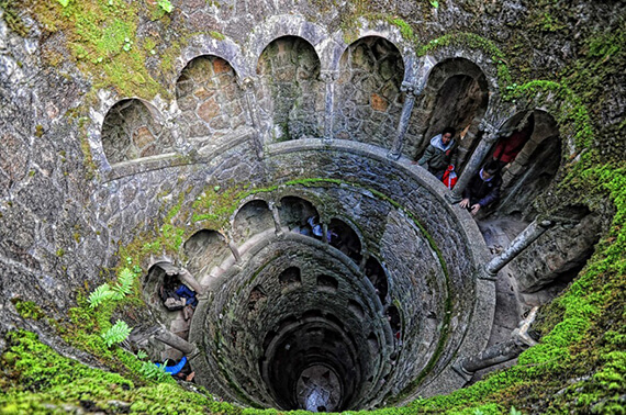 Quinta da Regaleira, Sintra, Portugal Travel