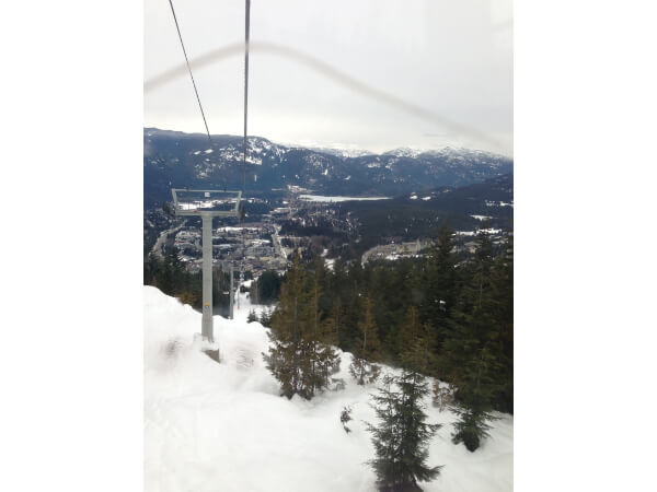 Whistler Blackcomb Four Seasons Review