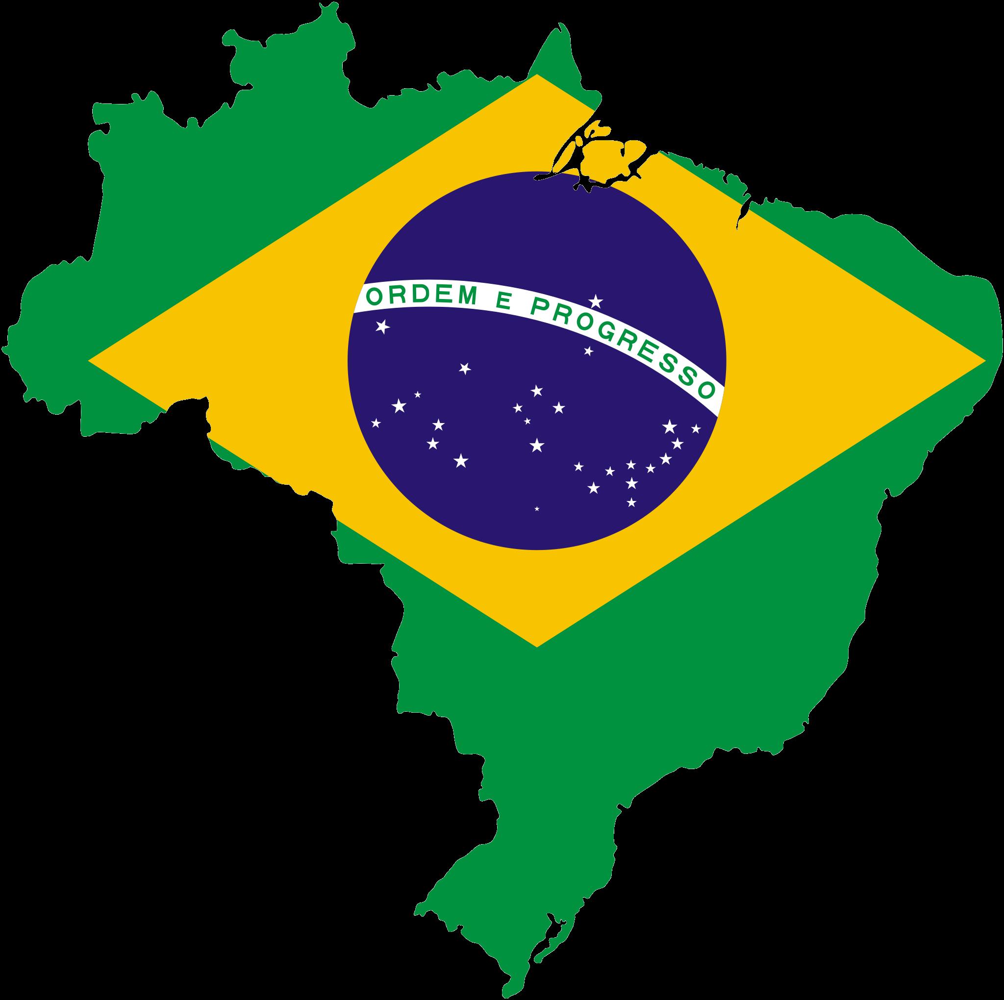 brazil_flag_map
