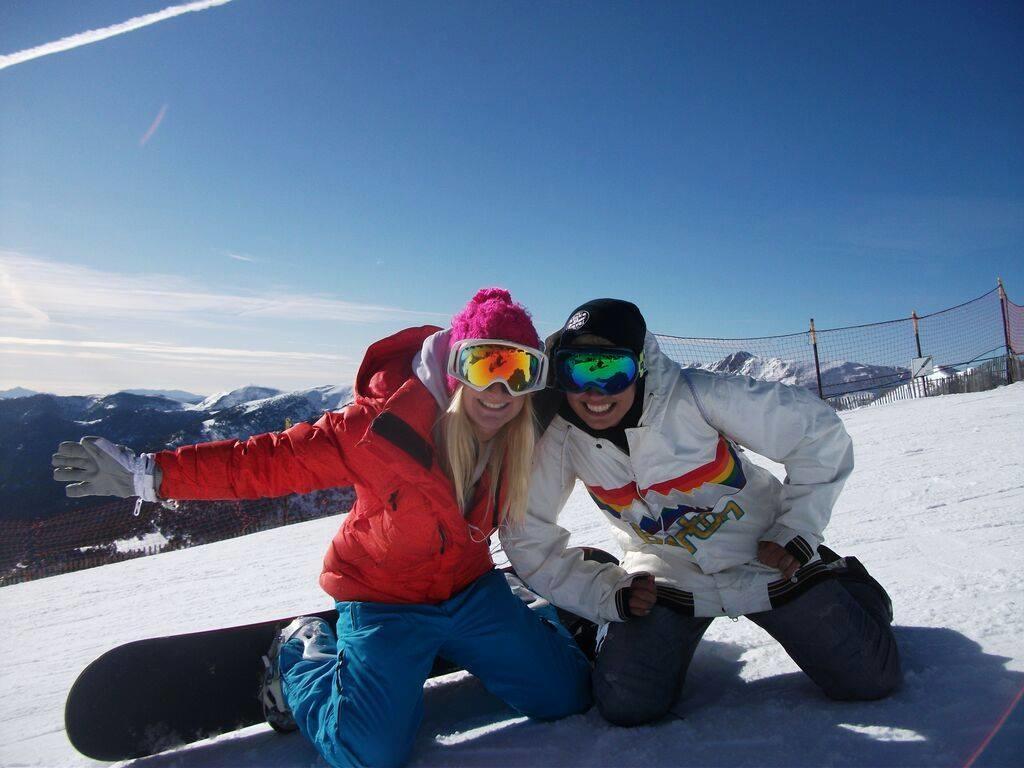 Andora Ski Snowboarding Trip Tips Travel Selfie