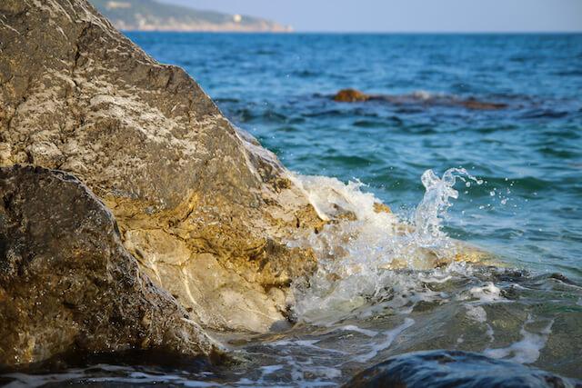 Crimea Ukraine Russia Hiking Travel Beach Laspi 3