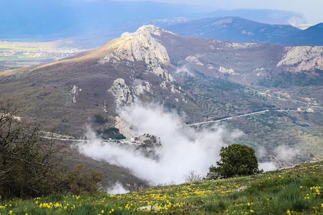 Crimea Ukraine Russia Hiking Travel Mountians