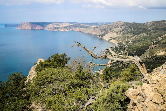 Crimea Ukraine Russia Hiking Travel Nature 3