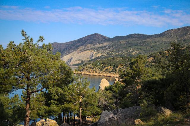 Crimea Ukraine Russia Hiking Travel Nature