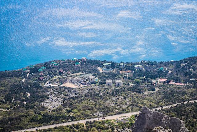 Crimea Ukraine Russia Hiking Travel Ocean View