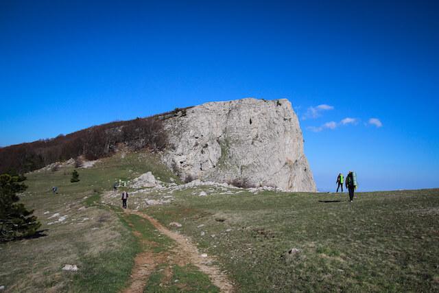 Crimea Ukraine Russia Hiking Travel Trail 2