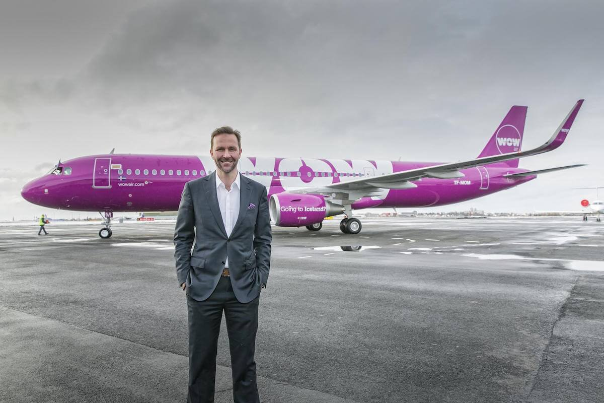 Wow Air Canada to Europe Review