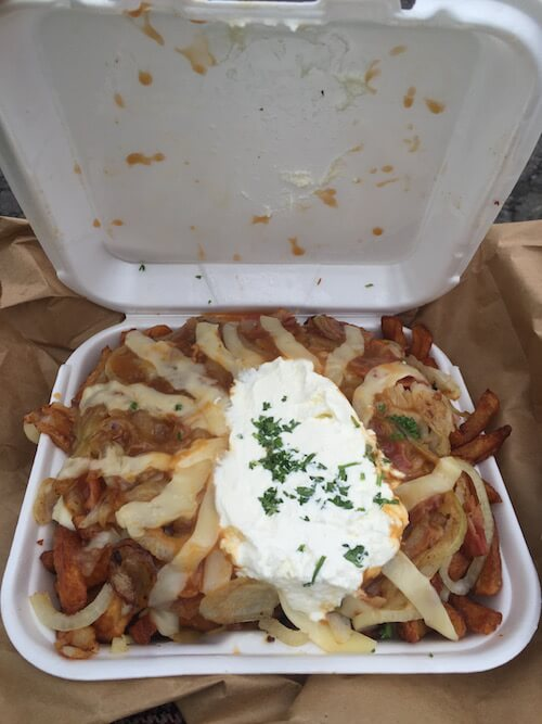 Large La Savoyarde Poutine - Enough for 3-4 people!