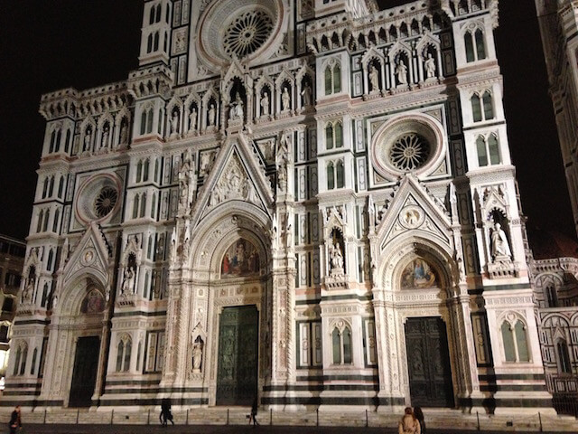 Italy Florence After Dark Pics