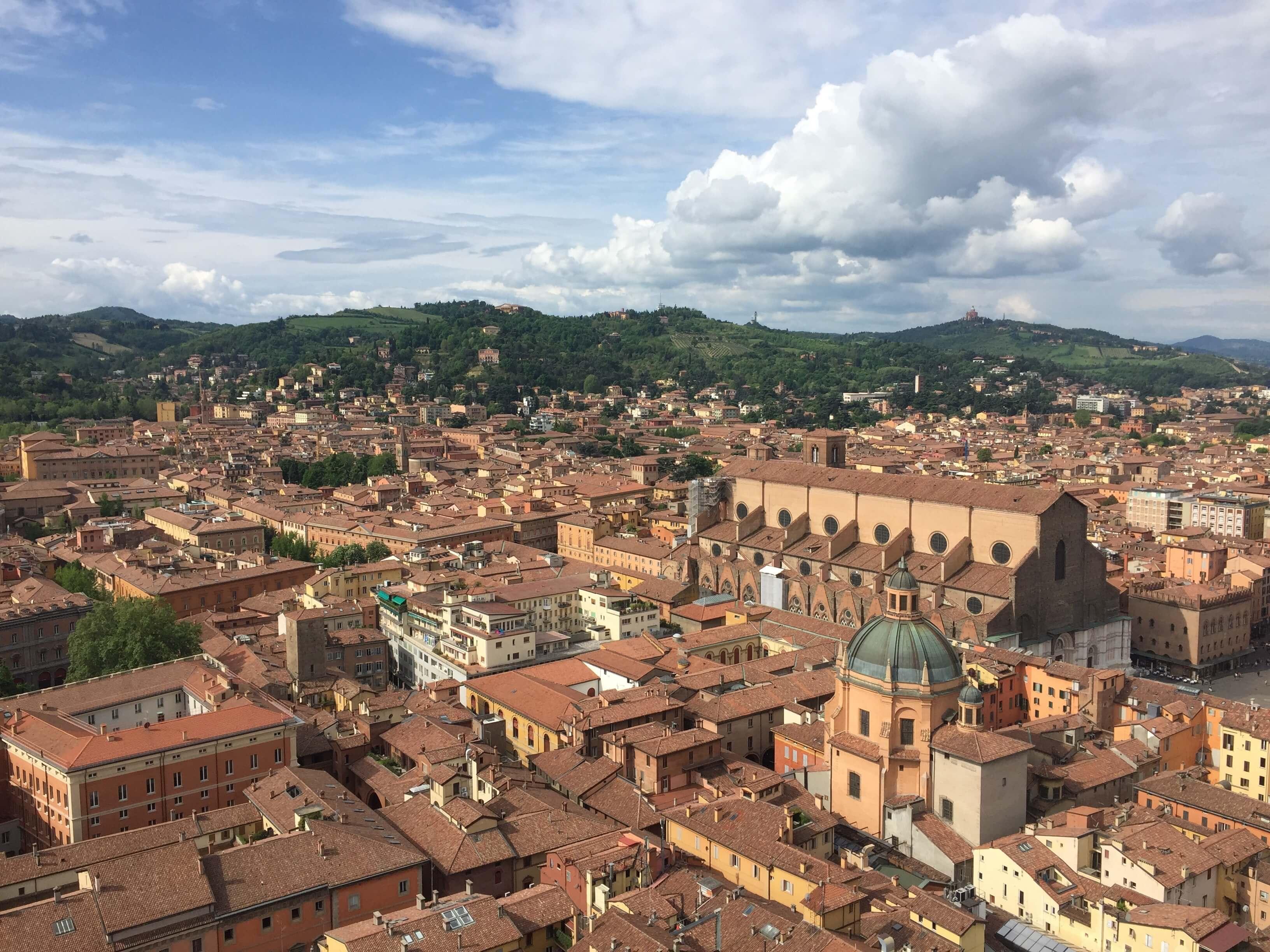Rain-Travels-Bologna-Italy