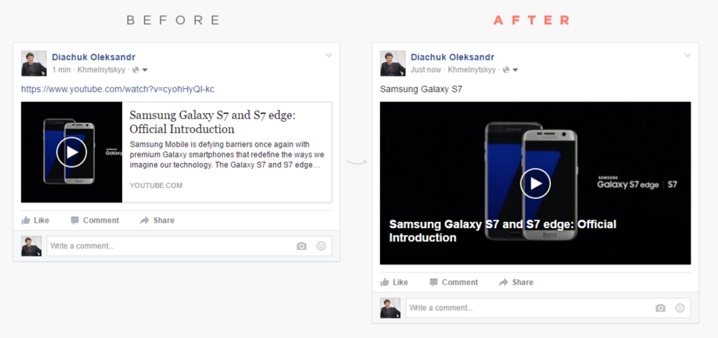 Enlargeify Larger Facebook Vidoe Previews