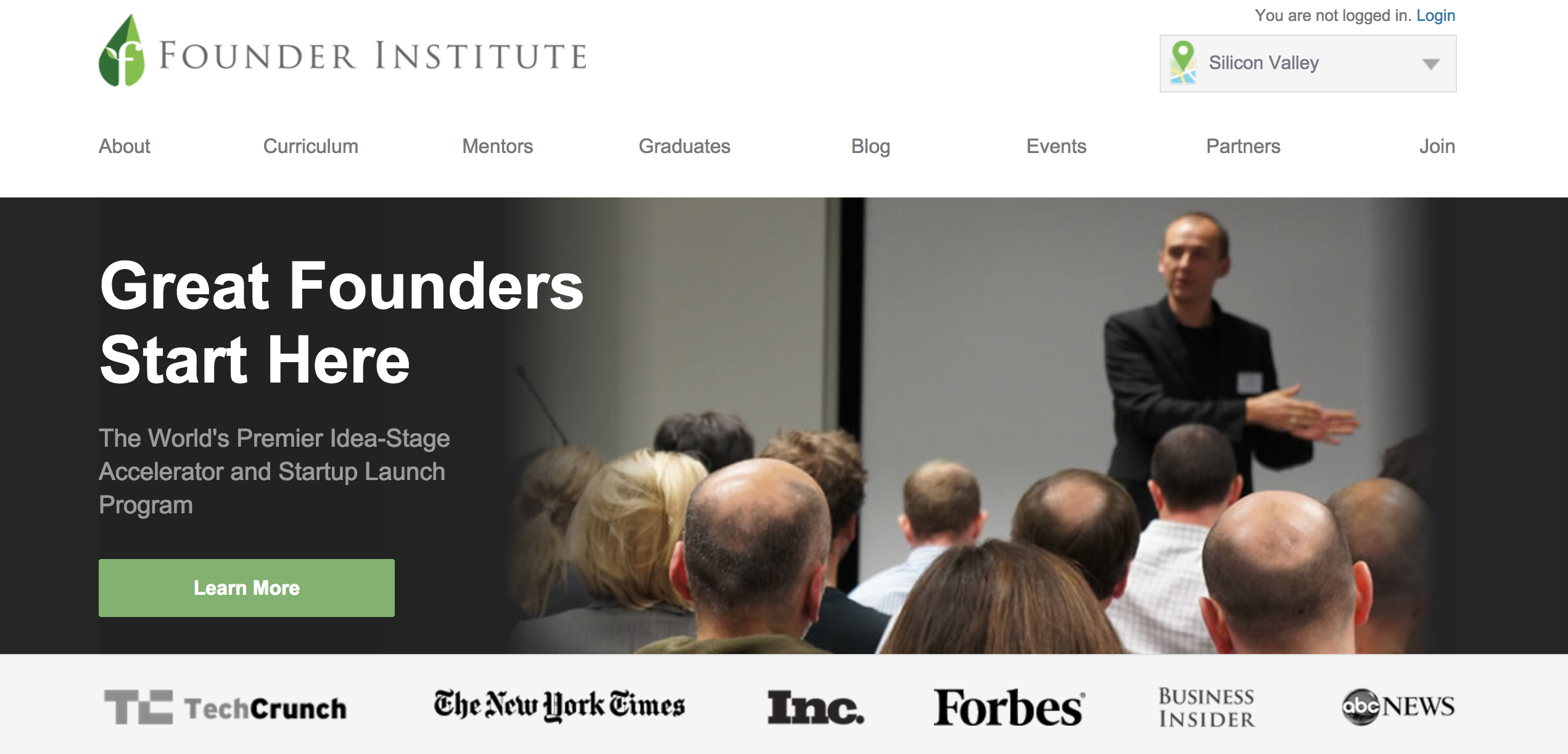 Founder Institute Review Discount Code